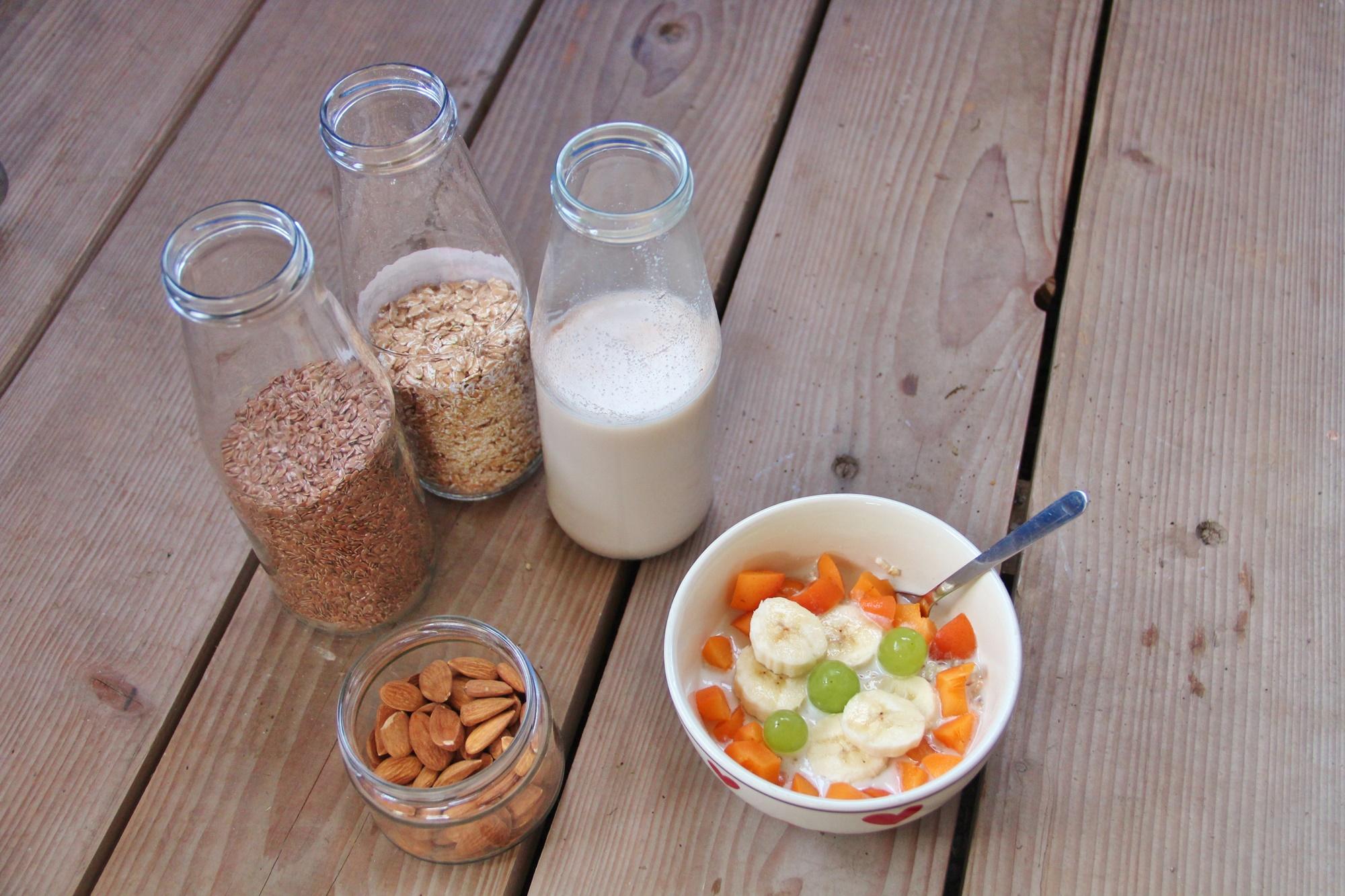 Pflanzen-Drinks herstellen: Vegan und Zero Waste
