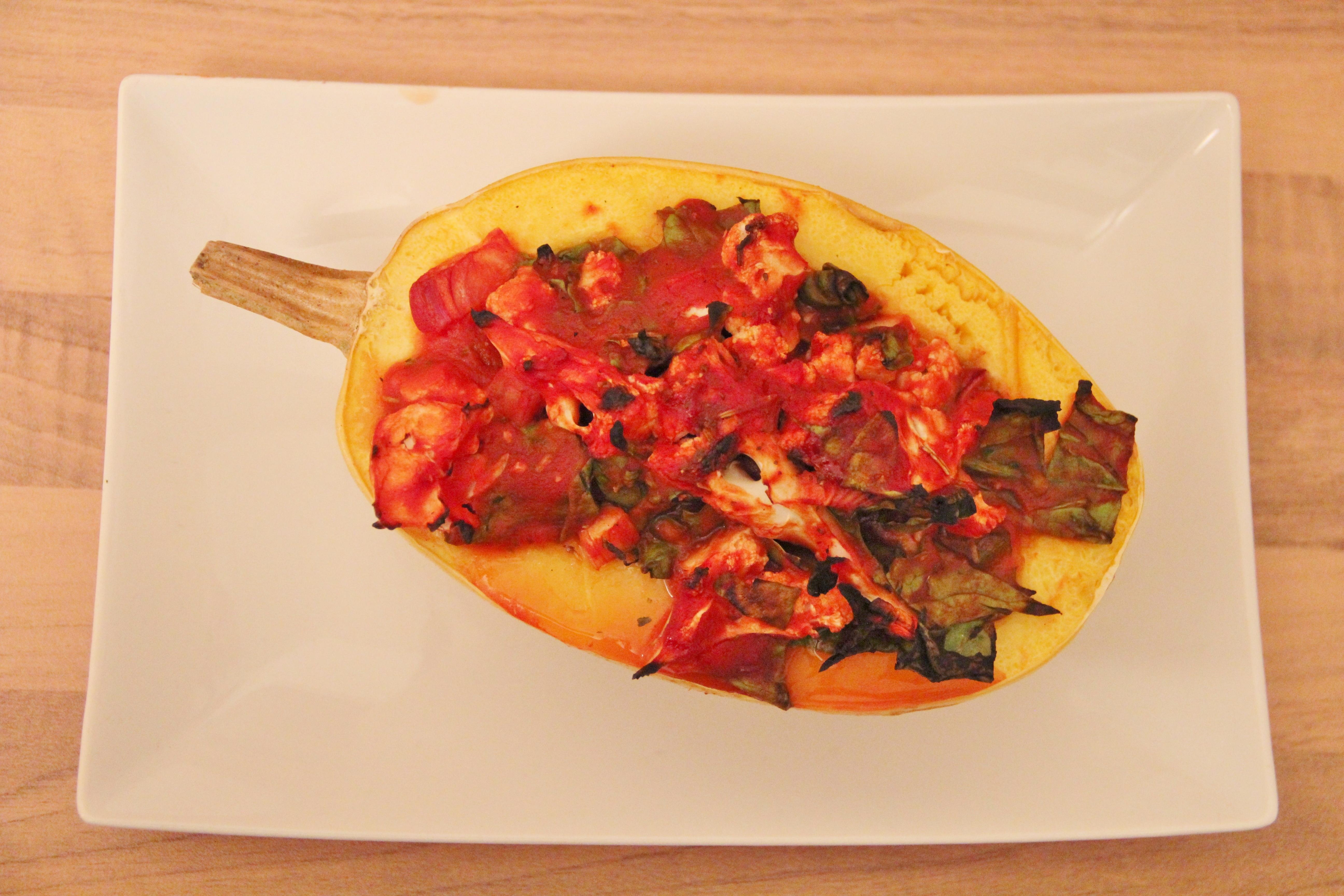 Spaghetti Kurbis Zwei Festliche Glutenfreie Und Vegane Rezepte