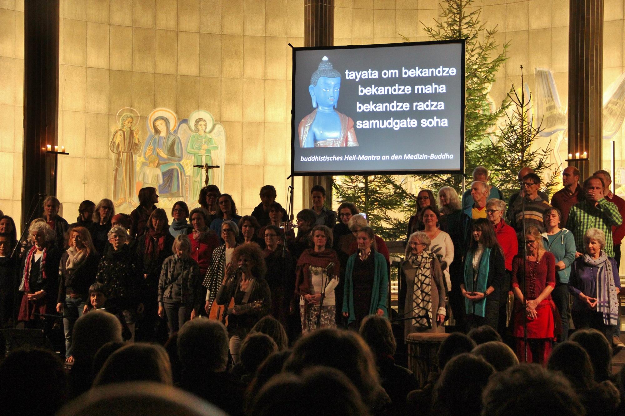 MondayMantra: Heilen durch das Singen von Mantras