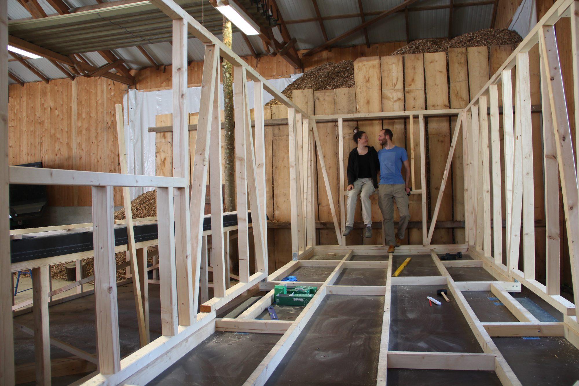 st nderwerk bauen concection. Black Bedroom Furniture Sets. Home Design Ideas