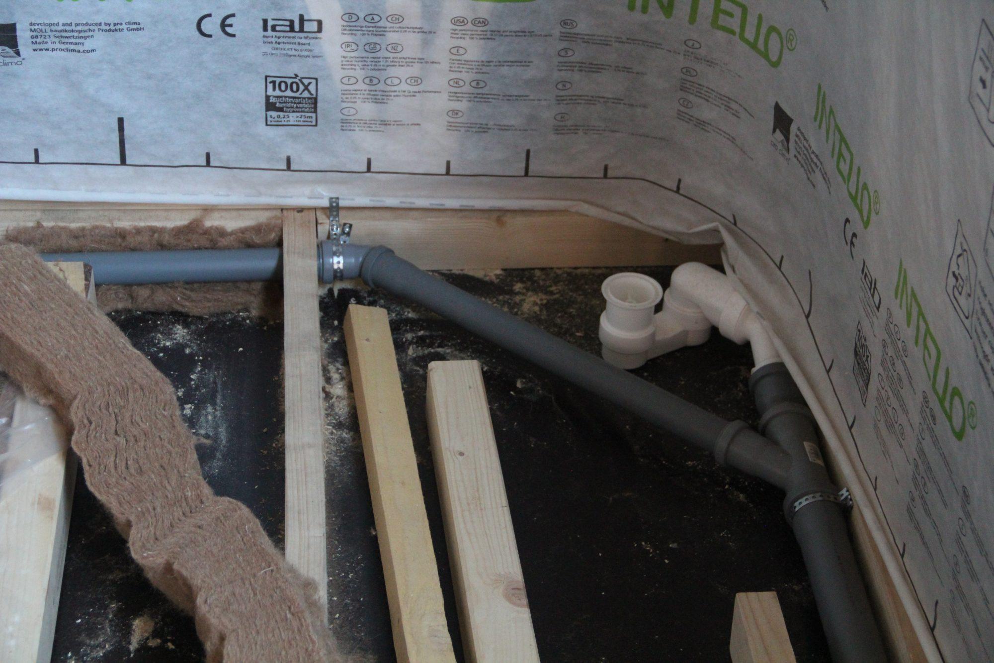 Wasserleitungen Im Boden Verlegen Concection