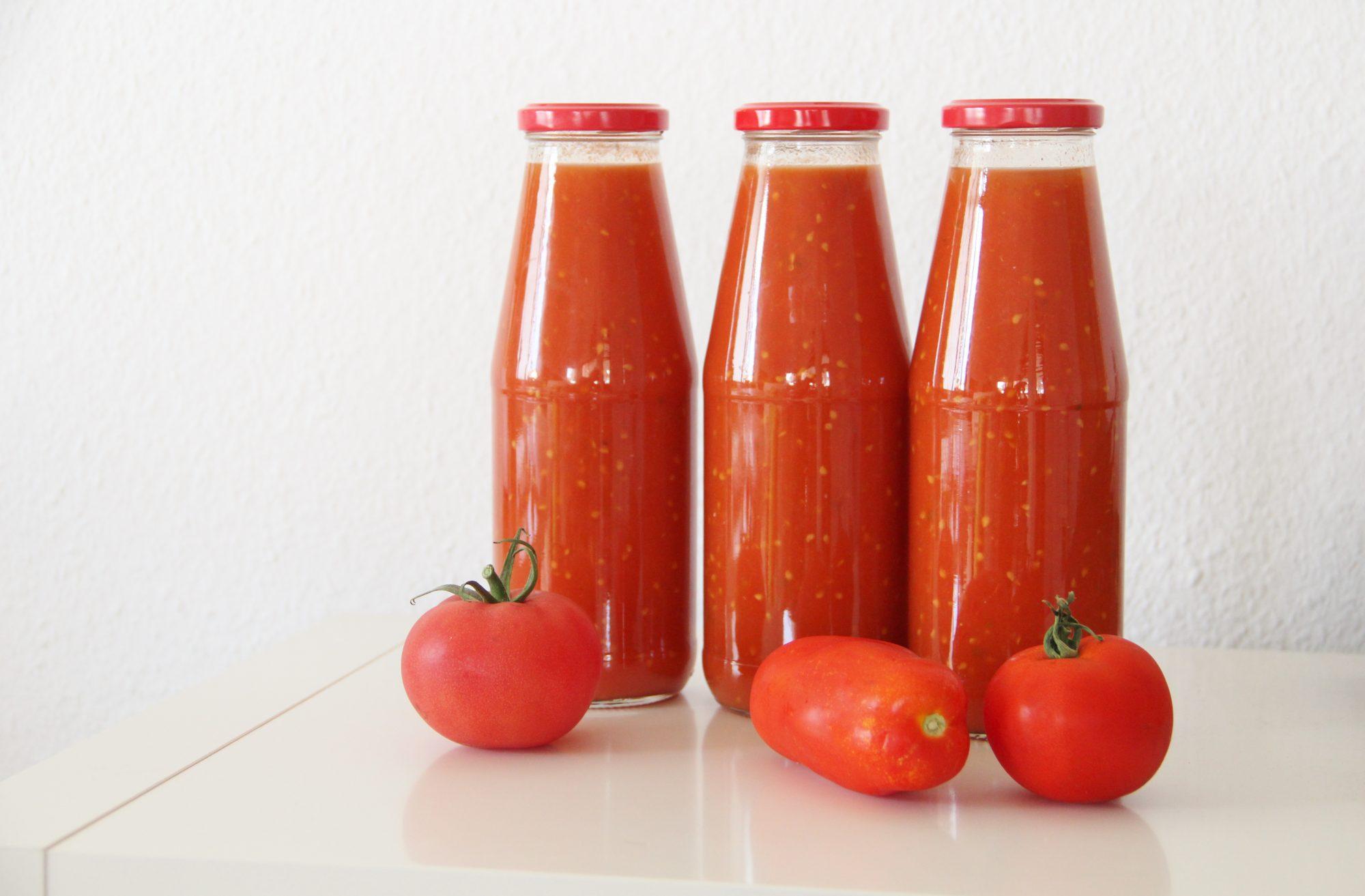 Tomaten einmachen