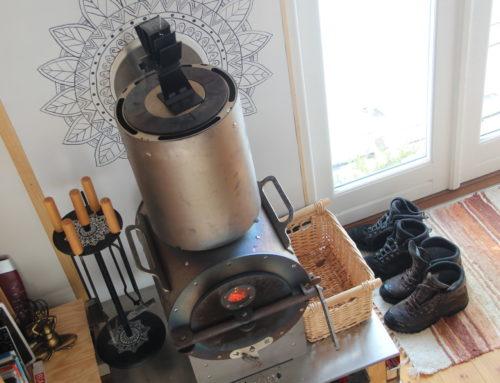 Tiny House Ofen – Wie wir heizen