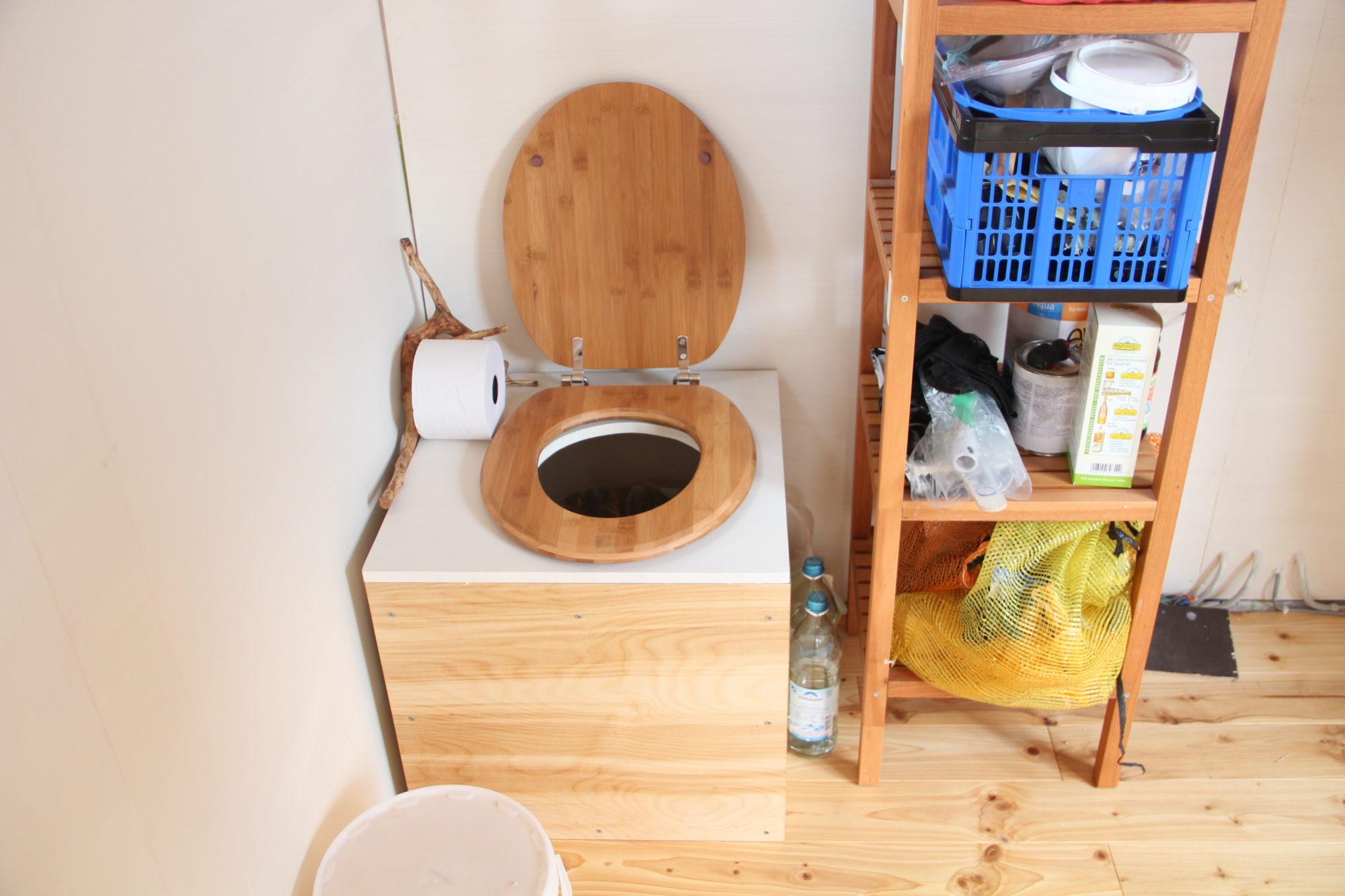 Trockentrenntoilette selber bauen + Kostenvergleich