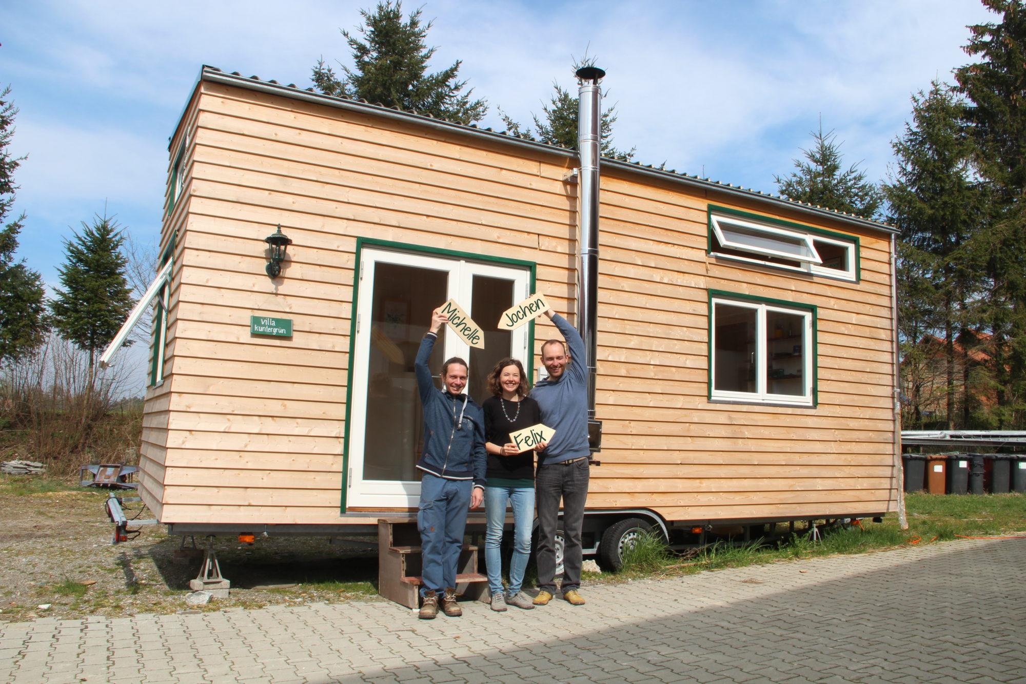 Tiny House Gemeinschaft am Bodensee