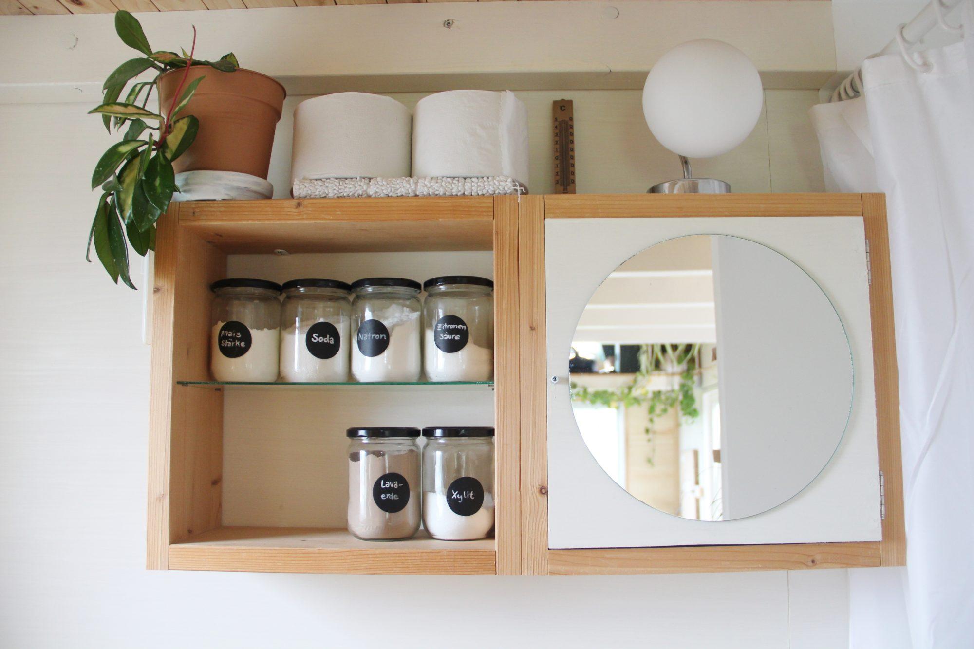 Spiegelschrank selber bauen: Aus alt wird neu