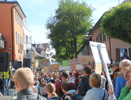 Frieden, Liebe & Klimademo