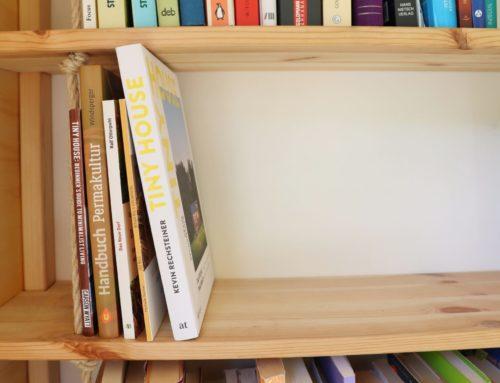 Das Tiny House Buch – neu im Bücherregal