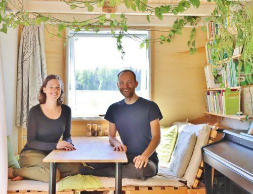 Zu zweit im Tiny House – Wie ist es wirklich?