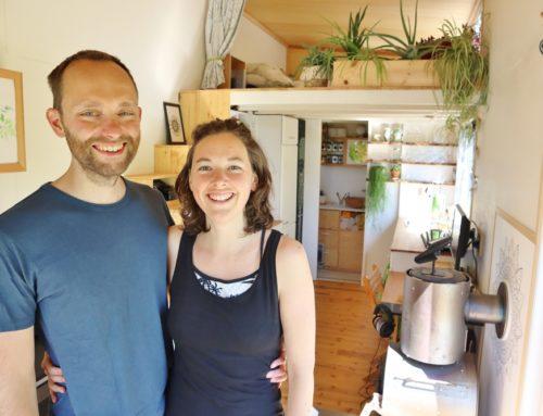 Über Ordnung und Ausmisten im Tiny House