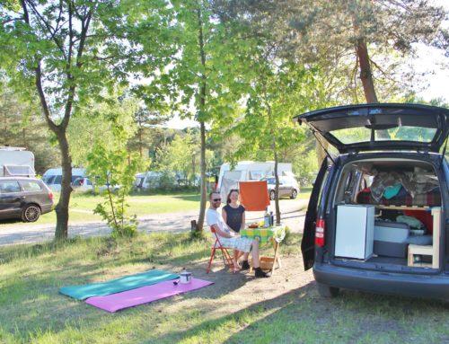 Nachhaltig Campen – Zero Waste Urlaub