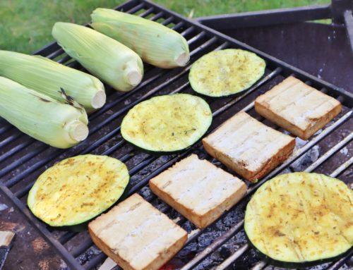 Zero Waste Grillen: Sommersalate und Grillideen ohne Fleisch
