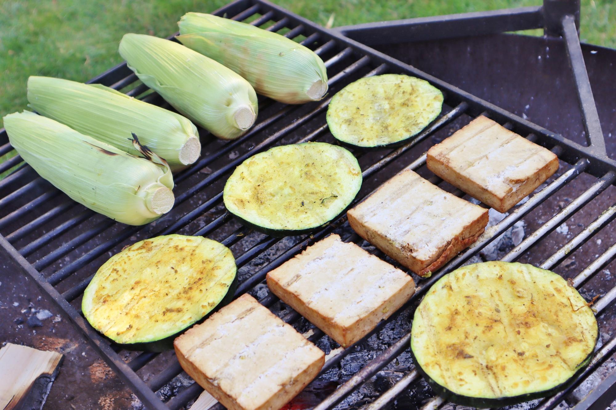 Zero Waste Vegan Grillen