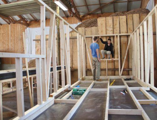 9 3/4 Lektionen, die wir gerne vor dem Tiny House Bau gewusst hätten