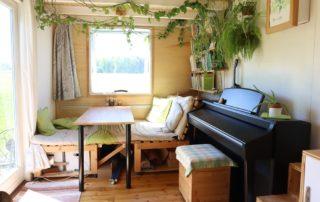 Herbst im Tiny House
