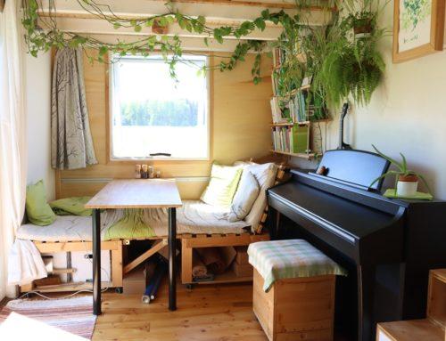 Herbstzeit im Tiny House