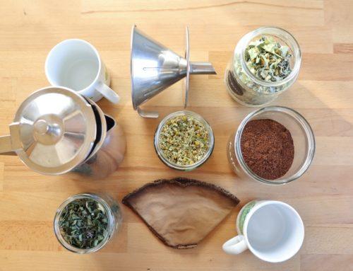 Zero Waste Tee & Kaffee