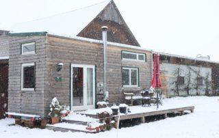 Winter im Tiny House