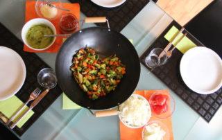 Fajitas Tortillas vegan zero waste