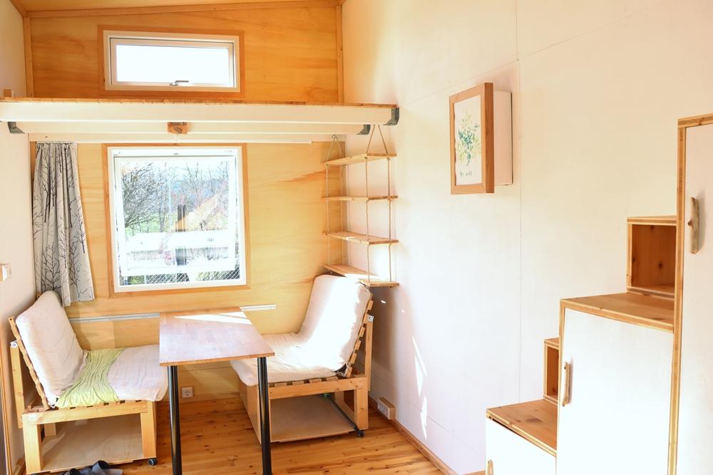 Tiny House Umzug