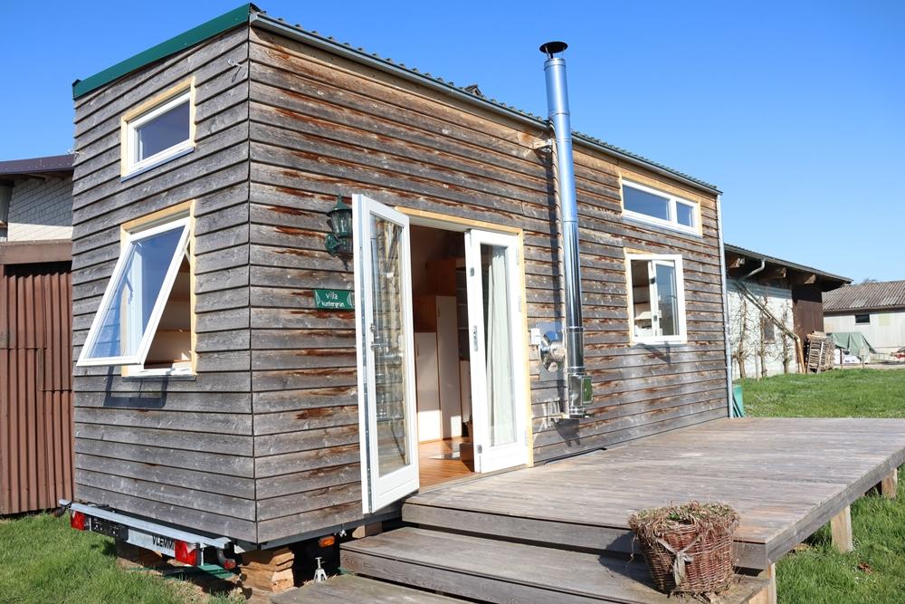 tiny house verkauf