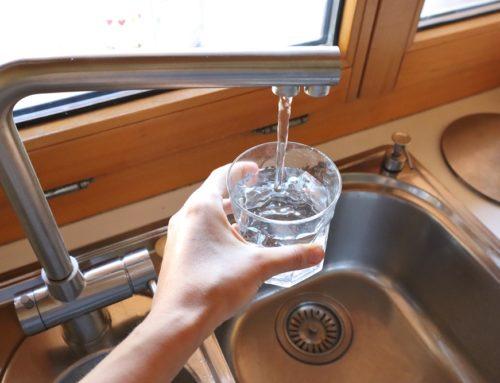 Warum wir einen Trinkwasserfilter nutzen